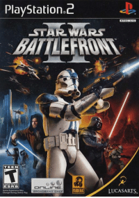 Definitely, Love, and PlayStation: PlayStation C  STAR WARS.  BATTLEFRINA  TEEN  ESRB  ANDEMIC  LUCASARTS.  Game Experience May  BROADBAND ONLY  Change During Online Play I love the new battlefront and I know I'm in the minority in saying that but this was definitely the game is fans deserved. Some day..