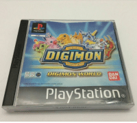 Animeds: PlayStation  DIGIMON  BAN  999 Auhoahl Hongo, Toer Animation o2001 BANOA!  PlayStation