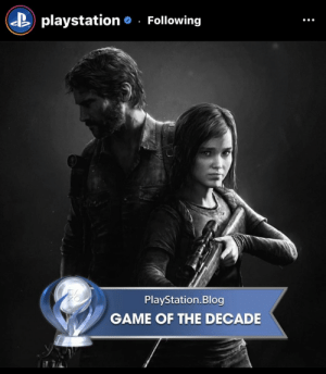 "#PlayStation has announced ""The Last Of Us"" game of the decade! Y'all agree?! 👇🎮 @PlayStation https://t.co/QYEjPxtEft: #PlayStation has announced ""The Last Of Us"" game of the decade! Y'all agree?! 👇🎮 @PlayStation https://t.co/QYEjPxtEft"