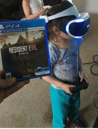Memes, PlayStation, and Evil: PLAYSTATION VR MODE INC  RESIDENT EVIL  biohazard  CAPCOM D: eso va a estar feo.