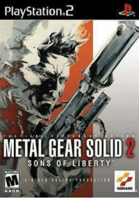 "Brains, Dicks, and Dude: PlayStationec  METALGEAR SOLID  SONS OF LIBERTY >shit graphics  >shit characters >shitty ""dude what is reality"" shoehorned twist >shitty plot that's so far up its own ass in pretentiousness that its pinky is picking the asscrack of its brain >entire promotion for it was based on lies and tricking the gamer into thinking they were buying a completely different and not shit game >""""'""""""final boss""""'"""""" is a complete joke >written by one of the biggest hacks in the industry >the ""innovation"" to the gameplay is all shit that has been done before and done better >mediocre gameplay  >game is pisseasy even on hard mode  >heavy handed moralizing despite your choices doing jack shit  >contradicting story that's basically Philip K. Dick For Retards  >tone is all over the fucking place for no reason other than to be le wacky xd Why do people like BioShock Infinite so much? It fucking sucks. Pic unrelated of course."
