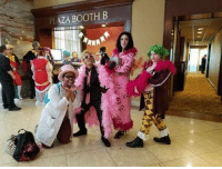 One Piece Pooter Cat Cosplay Picture taken by Ohheyabear Cosplay: PLAZA BOOTH B One Piece Pooter Cat Cosplay Picture taken by Ohheyabear Cosplay