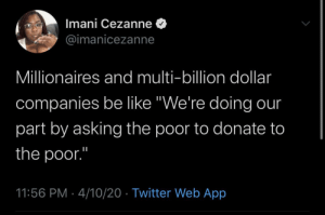 Please donate to our workers: Please donate to our workers