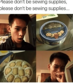 when it isnt sewing supplies: please don't be sewing supplies...  CO when it isnt sewing supplies