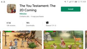 Please dont tell me you dont play The You Testament.: Please dont tell me you dont play The You Testament.