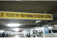 Parking Fee