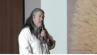 Memes, Indian, and 🤖: Please share! Shaun Chapoose, Chairman of the Ute Indian Tribe Business Committee, speaks about Bears Ears National Monument at the Bears Ears Celebration on February 6th, 2017. #StandWithBearsEars Take action at ProtectBearsEars.org/action