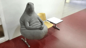 Meme, Tumblr, and Blog: pleasepleasepepper: lord-blongus:  art-is-art-is-art:  art-is-art-is-art: This creature is a new popular meme in Russia  snorp  Let's steal it