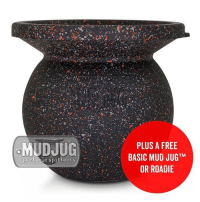 Grab yourself a @mudjug! Mudjug's are Portable Spittoons made for Smokeless Tobacco! The only spittoon MADE IN AMERICA! 🇺🇸 Different designs, and Cerakote Finishes also available! Only at Mudjug.com! @mudjug @mudjug @mudjug: PLUS A FREE  MUDJUG  por table  PAttoonsBASIC MUD JUGTM  OR ROADIE Grab yourself a @mudjug! Mudjug's are Portable Spittoons made for Smokeless Tobacco! The only spittoon MADE IN AMERICA! 🇺🇸 Different designs, and Cerakote Finishes also available! Only at Mudjug.com! @mudjug @mudjug @mudjug