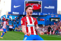 GOAL! 2-0 to Atletico! Watch the Game LIVE and For FREE! DOWNLOAD LINK IN OUR BIO! 😅: Plus50U GOAL! 2-0 to Atletico! Watch the Game LIVE and For FREE! DOWNLOAD LINK IN OUR BIO! 😅