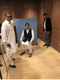 PM Imran Khan posing for official picture of National Assembely.  The PM elect borrowed the waistcoat from an employee of the National Assembly for his NA Card picture. You simply just can't make such moments up; fun along the way with simplicity. ❤️😂: PM Imran Khan posing for official picture of National Assembely.  The PM elect borrowed the waistcoat from an employee of the National Assembly for his NA Card picture. You simply just can't make such moments up; fun along the way with simplicity. ❤️😂