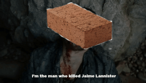 Jaime Lannister, Who, and Man: Pm the man who killed Jaime Lannister Expectations subverted