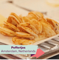 Amsterdam, Netherlands, and World: Poffertjes  Amsterdam, Netherlands planning your trip around the world but don't know where to start? lucky for you, there's 👉 @bringme 🌍