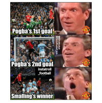 United fans reacting to that comeback against City 😆👍😁 Buzzing Reaction Funny InstaTroll Football: Pogha's 1stgoal  WITED  HE  Pogha's 2ndgoal,  instatroll  i _footbal  HES  Smalling's winner  WITED United fans reacting to that comeback against City 😆👍😁 Buzzing Reaction Funny InstaTroll Football