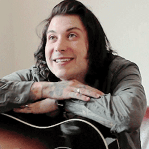 Tumblr, youtube.com, and Blog: poiisons: kerrang! podcast @ hit the deck w/ frank iero
