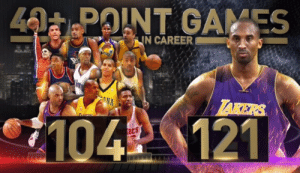 2c0ab8015a3 RT That Time When Kobe Bryant Wore a Donovan McNabb Jersey While ...