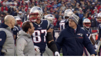 Memes, Patriotic, and Tom Brady: POINT Playoff 'Dola did it again.  @DannyAmendola always seems to step up in the #NFLPlayoffs. And he was there again for Tom Brady and the @Patriots! #NFLTurningPoint (via @NFLFilms) https://t.co/ytg5Co6y8V