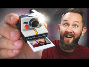 novelty-gift-ideas: viralinternetnow: Some of the worlds smallest machines! Viral Internet Now! : POLAROID LAND CAMERA novelty-gift-ideas: viralinternetnow: Some of the worlds smallest machines! Viral Internet Now!