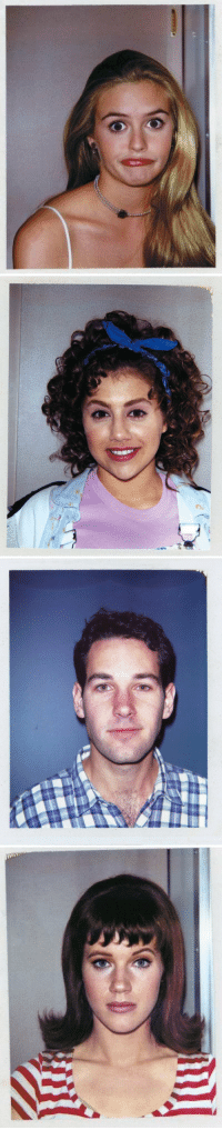 Clueless, Girl Memes, and Set: Polaroids from the set of Clueless https://t.co/9zpztkCUij