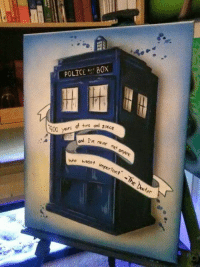 Boxing, Memes, and Police: POLICE BOX  900 years  of time  and spec  end Ive never  met cryone  wonnt important  who ❤️❤️