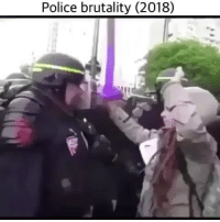 Memes, Police, and 🤖: Police brutality (2018)