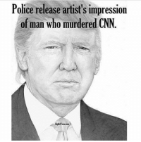 cnn.com, Memes, and Police: Police release artist's impression  of man who murdered CNN  gh2Ysice.co @ssgbiggs