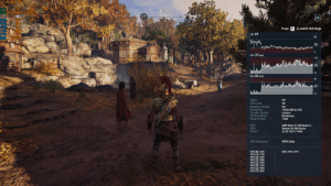 Poor performance in assassin's creed Odyssey with no apparent bottleneck: Poor performance in assassin's creed Odyssey with no apparent bottleneck