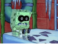 Chicago, Sleep, and Working: Poor working class male trying to sleep in Chicago (2019, colorised)