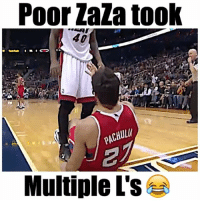 """Memes, 🤖, and Stance Socks: Poor Zaza took  Multiple L's Try your best to comment """"L"""" 3 times in a row without being interrupted. If you get it, screenshot and DM us. Winner gets free Stance Socks 💯"""