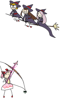 Target, Tumblr, and Blog: poorly-drawn-madoka:  Kill witches, get bitches.