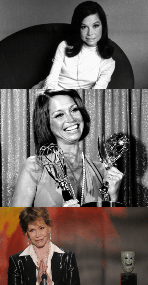 Family, Friends, and Tumblr: popculturebrain: micdotcom:  BREAKING: Mary Tyler Moore dies at age 80, helped change who women could be on TV  TV icon Mary Tyler Moore died Wednesday in the company of friends and family, according to her spokesperson. TMZ first reported her hospitalization. The actress struggled with her health in the past, battling type 1 diabetes for years and undergoing surgery to remove a benign tumor in her brain in 2011. She passed at age 80. This was a woman who, to borrow Curtis' lyrics once again, could turn the world on with her smile. Her charm, grace, determination and gumption both on-screen and off were infectious. She and her character changed the way TV thought about women protagonists, and her influence is still felt all over network and cable programming today. Read more  Another icon gone. MTM, you'll be missed.