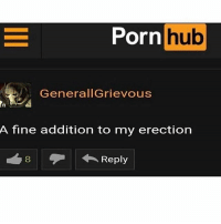 Gm y'all today is the day we've all been waiting for ... (@savageebruh): Porn  hub  GenerallGrievous  t1  A fine addition to my erection Gm y'all today is the day we've all been waiting for ... (@savageebruh)
