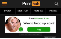 I'm finna break this bitch ankles https://t.co/4fkqcFvLkB: Porn hub  LIVE SEX  MEET & FUCK  PHONE SEX  PREMIUM  Anna, Distance: 6 min  Wanna hoop up now?  Yes  ADS BY TRAFFIC JUNKY  Remove Ads I'm finna break this bitch ankles https://t.co/4fkqcFvLkB