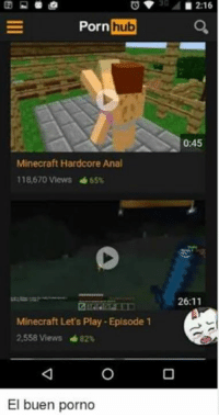 Let play minecraft on hardcore