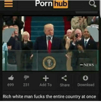 CurrentlyLoggingIntoMyPornHubAcct 😂😂😂😂😂😂💀💀💀💀💀: Porn hub  Porn  NEWS  699  231  Add To  Share  Download  Rich white man fucks the entire country at once CurrentlyLoggingIntoMyPornHubAcct 😂😂😂😂😂😂💀💀💀💀💀