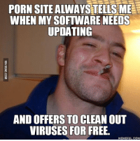 Porn sites and viruses opinion you