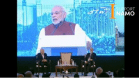 LIVE - PM Narendra Modi to deliver Inaugural Address at the opening session of 2nd Raisina Dialogue.: PORT  MO LIVE - PM Narendra Modi to deliver Inaugural Address at the opening session of 2nd Raisina Dialogue.