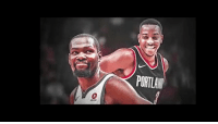 290d76106ce5 PORTLAN RT Kevin Durant Bursts Out Laughing When CJ McCollum Says the Blazers  Can Win a Championship httpstcoxVMcL4LMJk