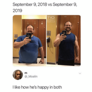 positive-memes:  He is a happy man: positive-memes:  He is a happy man