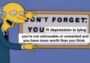 positive-memes: you have more worth than you think: positive-memes: you have more worth than you think