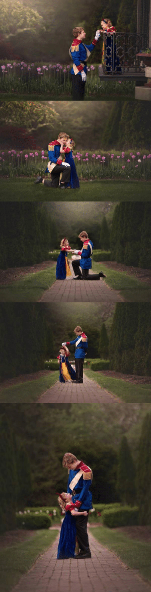 """Abc, Best Friend, and Chicago: positivityforboys:   An Ohio mother is sharing a magical surprise her teenage son planned for his younger sister.Photographer  Christina Angel said her 13-year-old son asked her to get him a Prince  Charming costume so that he could do something special for his  5-year-old sister and best friend.Angel  told ABC 7 Chicago her son suffers from depression and his sister has  become his biggest cheerleader, so he wanted to thank her with a  princess photo shoot.Angel bought the costume and her son found a  pair of black dress shoes at a thrift store. He wanted to get the  details perfect, she said, even shining the shoes the old-fashioned way  with polish and a rag.When they were ready, the mother and son surprised the little girl with a brand-new Snow White dress.The proud mom said her little girl loved every second of her photo shoot with her """"favorite boy in the world."""" And it shows!"""