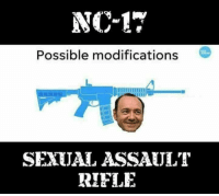 """Dank, Meme, and Http: Possible modifications  asss  SERUAL ASSAULT  RIFLE <p>Actually hes just gay via /r/dank_meme <a href=""""http://ift.tt/2yQqdLI"""">http://ift.tt/2yQqdLI</a></p>"""