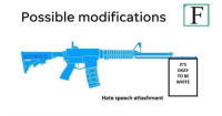 "Saw, Http, and Okay: Possible modificationsF  IT'S  OKAY  TO BE  WHITE  Hate speech attachment <p>Saw this new format, should I invest? via /r/MemeEconomy <a href=""http://ift.tt/2je61wc"">http://ift.tt/2je61wc</a></p>"