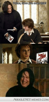 """Memes, How I Met Your Mother, and Http: Potter  have youn seen this  MUGGLENET MEMES.COM <p>How I met your mother, Harry&hellip; <a href=""""http://ift.tt/1pR4r9y"""">http://ift.tt/1pR4r9y</a></p>"""