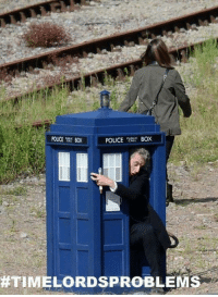 Memes, 🤖, and  Police Box: POUCE 'A BOX  POLICE  BOX