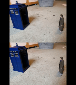 Police, School, and Target: POUCE BO  OLG   POLICE BOX  POLICE BOX  EE rootbeergoddess: copperbadge:  doctorwhoarchiveofrandomness: My six-year-old (who has recently discovered stop-motion animation) was off school, so the two of us made this. I WAS NOT PREPARED   This deserves an Oscar