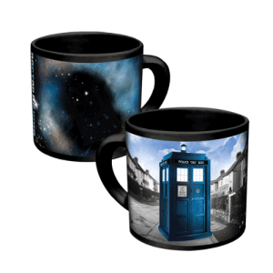 Doctor, Tumblr, and Blog: POUCE tf BOX lolzandtrollz:    Disappearing Tardis Mug    For all of you sci-fi fanatics out there, we present Doctor Who's Disappearing TARDIS Mug!