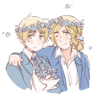 pouchong:  I kept thinking about flower crowns.: pouchong:  I kept thinking about flower crowns.