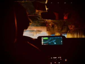 Pov from the back of my car (iPhone 8) also edited obviously: Pov from the back of my car (iPhone 8) also edited obviously