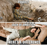 Memes, Ambition, and Truth: POVERTY  TURNING  POINT USA  ACK OF AMBITION  THERESA DIFFERENCE TRUTH! #BigGovSucks